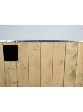 Esschert Design Kerkuilenkast 85,5x37,1x44,3 cm NK43