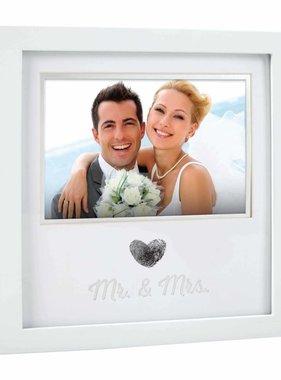Pearhead Fotolijst bruiloft duimafdruk