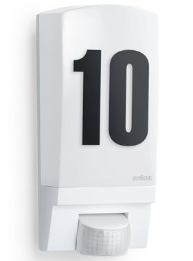 Steinel L1 sensorbuitenlamp wit