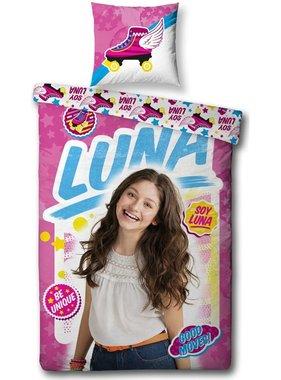Soy Luna Kinderdekbedovertrek 200x140 cm DEKB323002