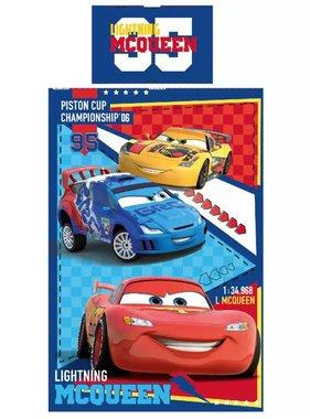 Disney Kinderdekbedovertrek Cars Piston Cup 200x140 cm DEKB320050