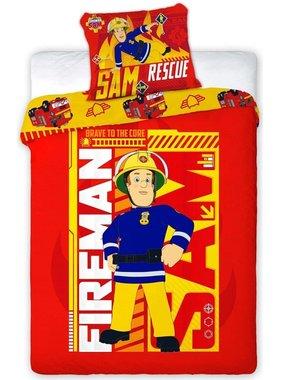 Fireman Sam Kinderdekbedovertrek 200x140 cm DEKB252051