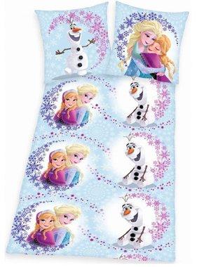 Disney Kinderdekbedovertrek Frozen 200x140 cm DEKB234117