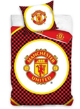 Manchester United Kinderdekbedovertrekset 200x140 cm DEKB180604