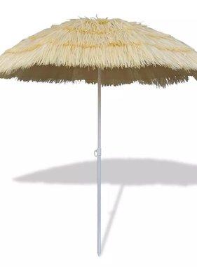 vidaXL Strandparasol kantelbaar Hawaii-stijl