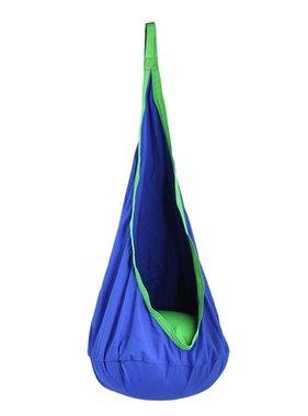 AXI Pod Schommelzak blauw en groen A900.001.00
