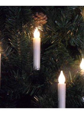vidaXL Kerstverlichting 10 kerstboomlampjes