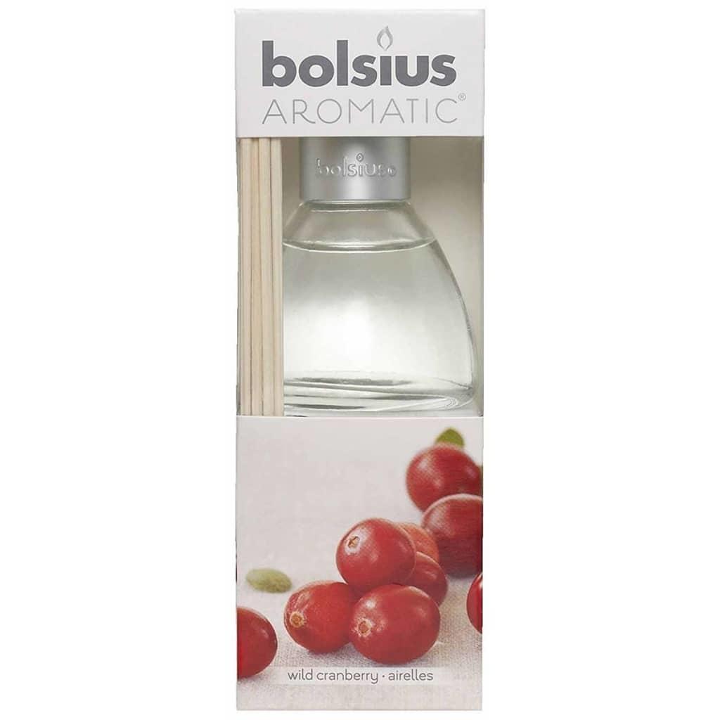 Bolsius Geurdiffuser Wild Cranberry 45 ml