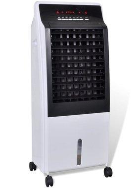 vidaXL Luchtkoeler mobiel 8 L