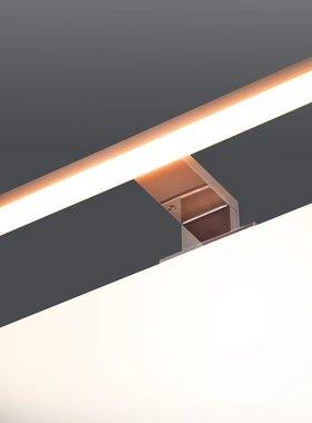 vidaXL Spiegellamp 5 W warm wit