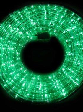 vidaXL Lichtslang 9 meter groen licht spatwaterdicht