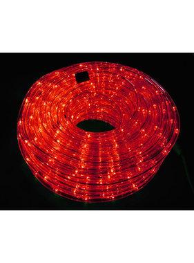 vidaXL Lichtslang LED rood 9 m