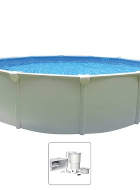 KWAD Zwembad rond Supreme 4,6x1,32 m