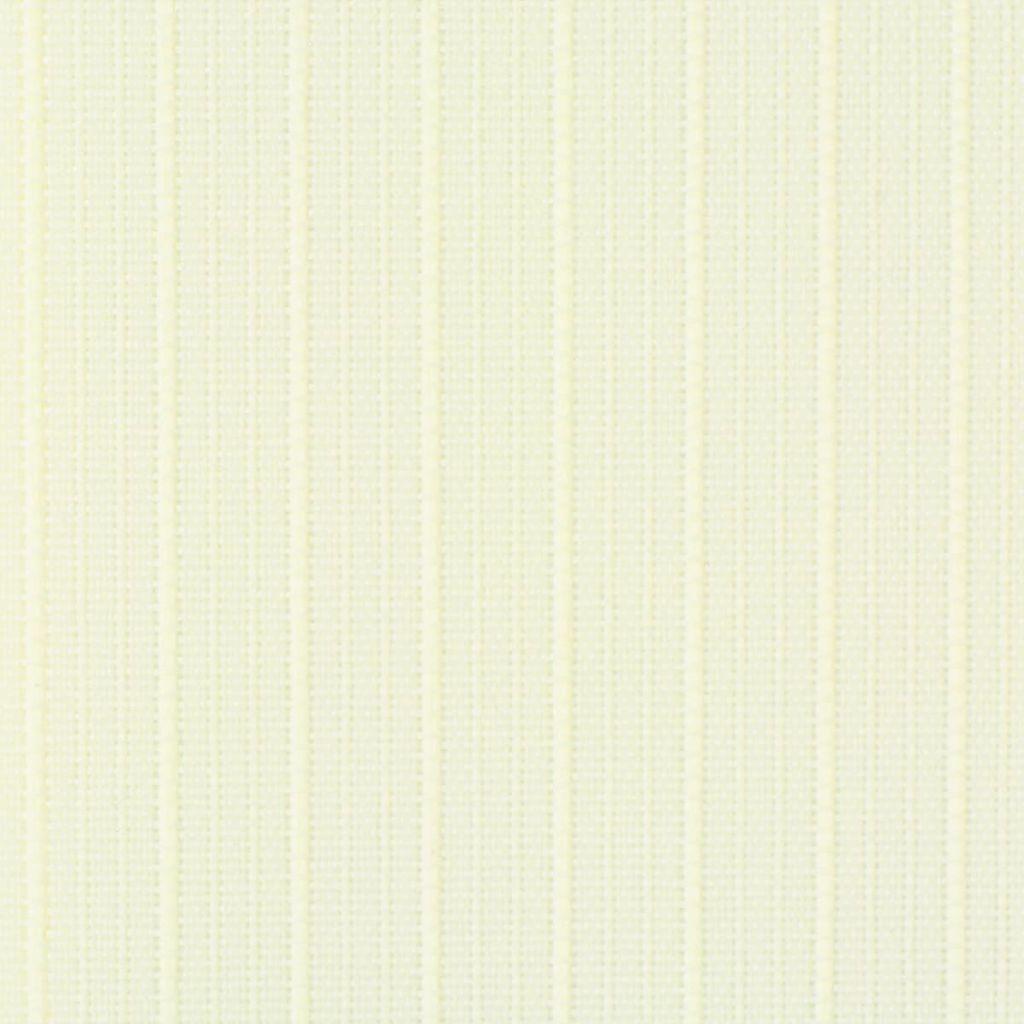 vidaXL Verticale jaloezie crème stof 180x250 cm