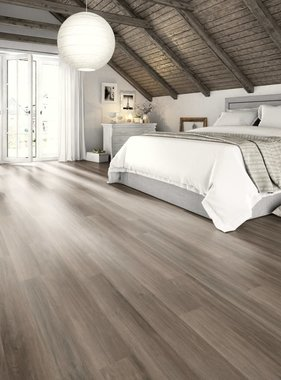 Egger Laminaat vloerplanken 42,16 m² 7 mm Grey Ampara Oak