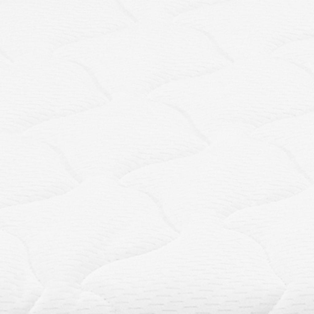 vidaXL Dekmatras 6 cm visco-traagschuim 90x200 cm