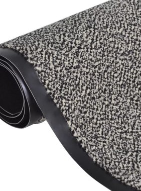 vidaXL Droogloopmat rechthoekig 180x120 cm beige