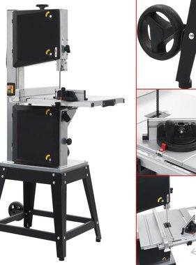 vidaXL Lintzaagmachine met standaard zaagbreedte 305 mm staal