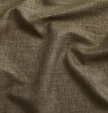vidaXL Gordijn linnen-look verduisterend 290x245 cm bruin