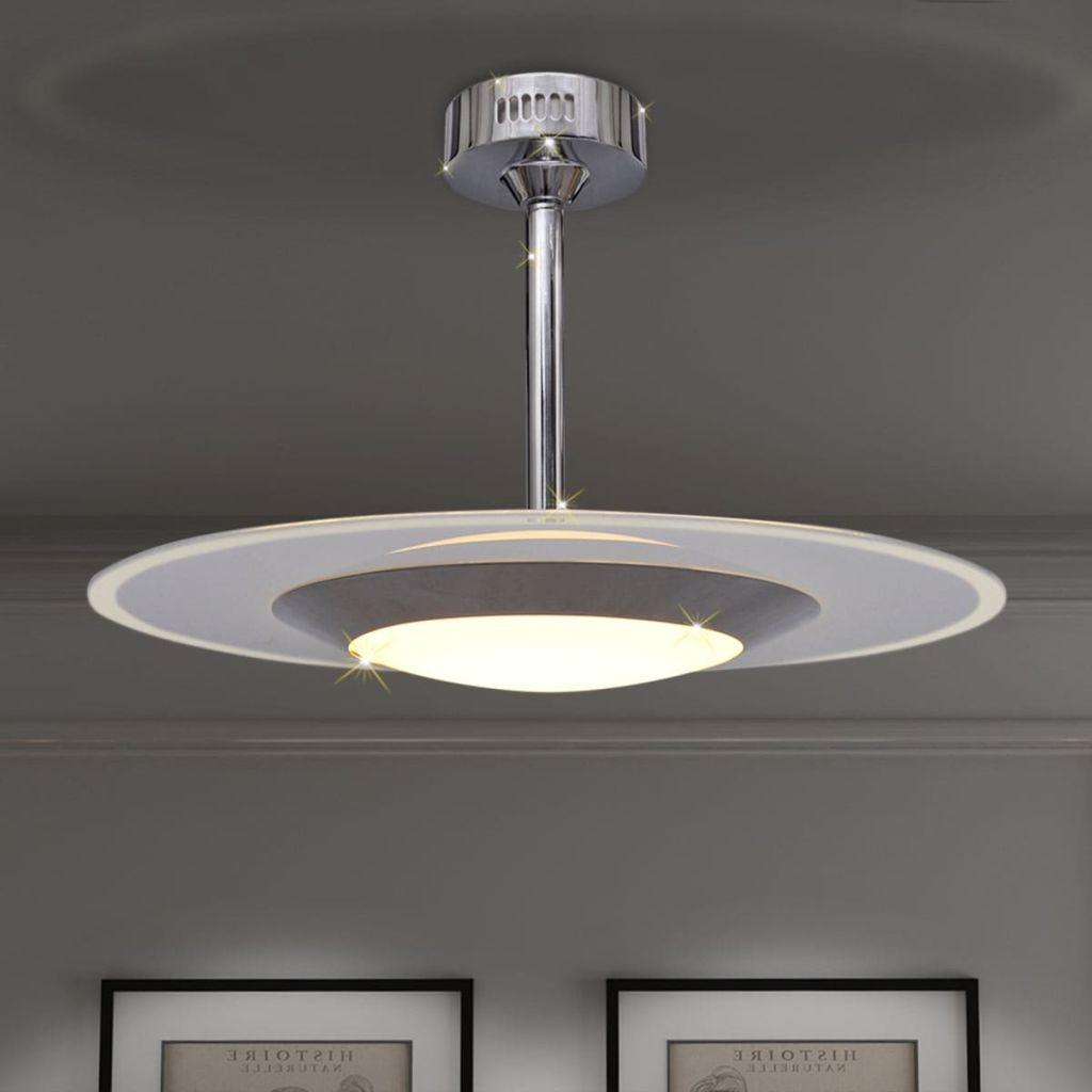 vidaXL Ronde LED Plafondlamp
