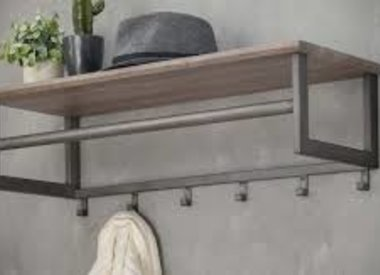 Kapstokken voor jassen en hoeden