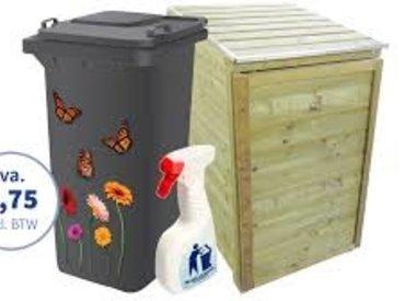 Accessoires voor afvalbakken