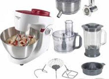 Accessoires voor keukenmachines