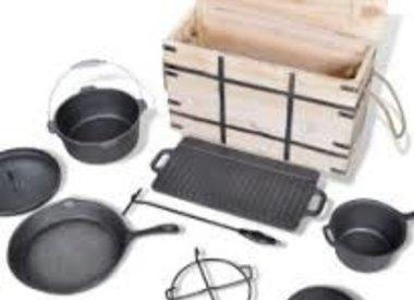 Kookgerei en bakvormen