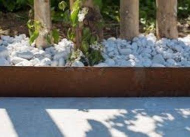Randen voor tuinborders