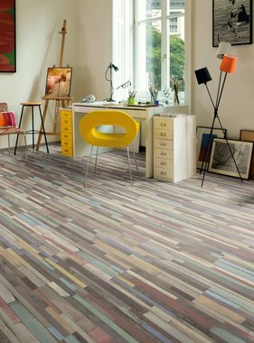 Egger Laminaat vloerplanken 34,72 m² 7 mm Coloured Dimas Wood