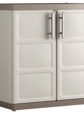 Keter Keter Onderkast Excellence XL 89x54x93 cm beige en taupe