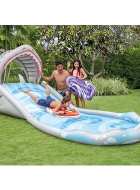 Intex Waterglijbaan opblaasbaar Surf 'n Slide 57159NP