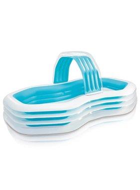 Intex Zwembad opblaasbaar Cabana 310x188x130 cm 57198NP