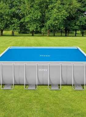 Intex Solarzwembadhoes rechthoekig 400x200 cm