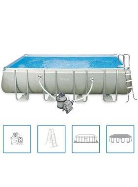 Intex Ultra Frame Zwembadset rechthoekig 549x274x132 cm 28352GN