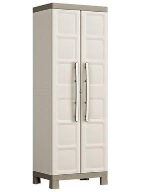 Keter Keter Werkkast Excellence 65x45x182 cm beige en taupe