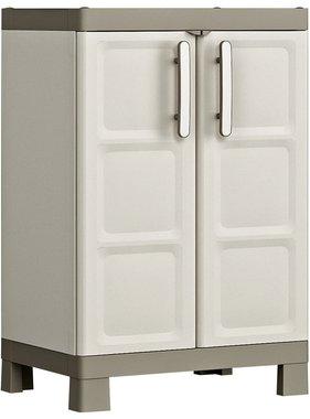 Keter Keter Onderkast Excellence 65x45x97 cm beige en taupe