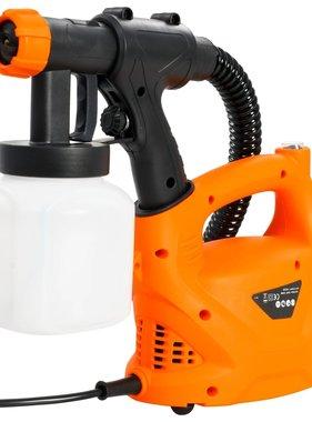 vidaXL Verfspuit met luchtslang elektrisch 500 W 800 ml