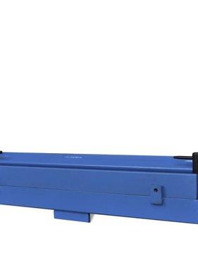 vidaXL Metalen plaat vouwmachine 450 mm