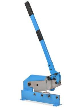 vidaXL Hefboomschaar 300 mm blauw