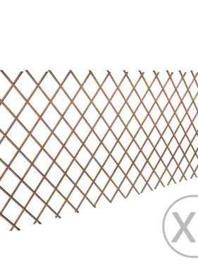 vidaXL Wilgen hekwerk 90 x 180 cm 5 stuks