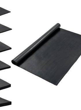 vidaXL Vloermat anti-slip 1 mm 1,2x2 m rubber glad