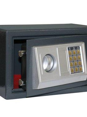 vidaXL Kluis digitaal elektronisch 31x20x20 cm