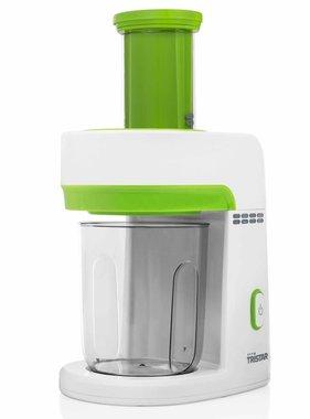 vidaXL Spiraalsnijder elektrisch 120 W groen