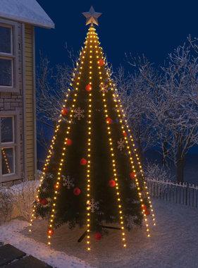 vidaXL Kerstboom netverlichting met 500 LED's IP44 500 cm