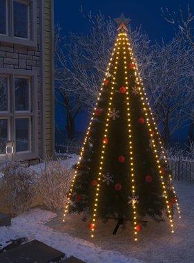 vidaXL Kerstboom netverlichting met 400 LED's IP44 400 cm