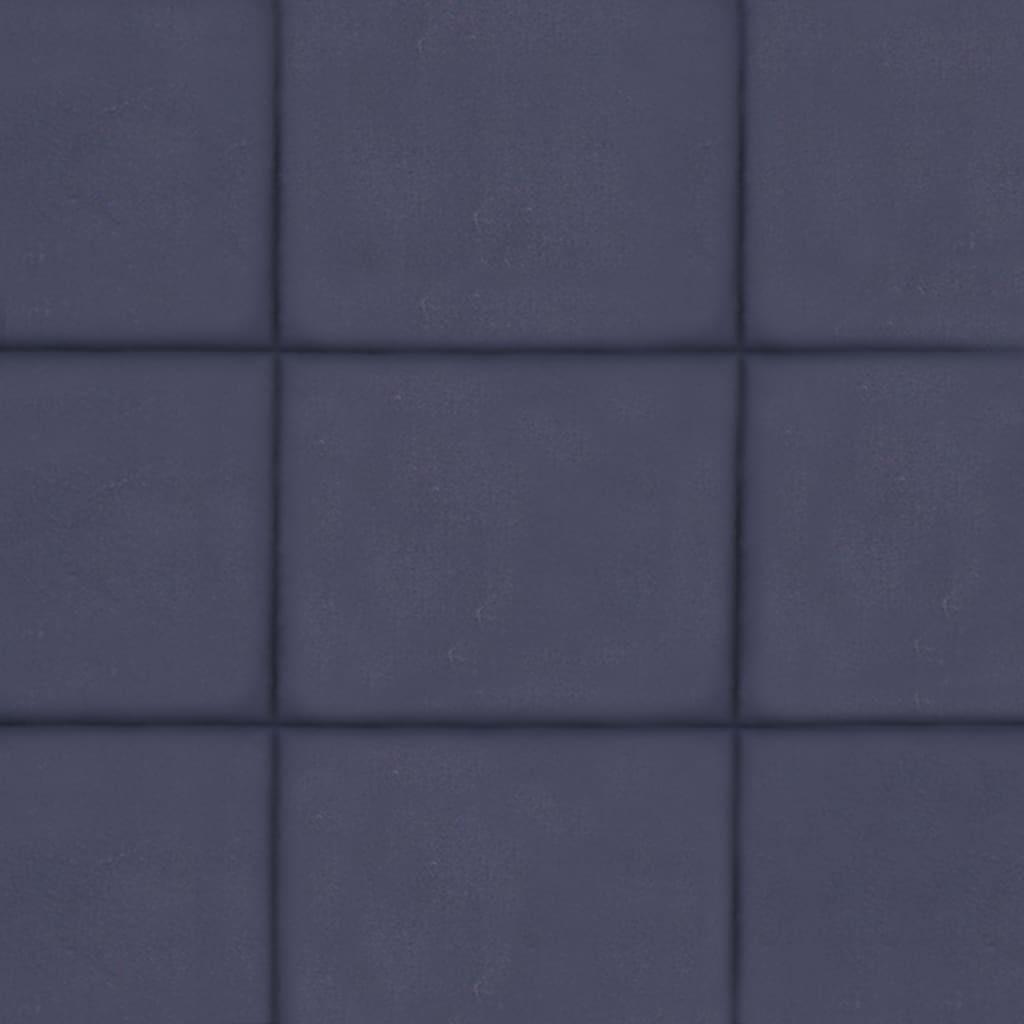 vidaXL 3-delige Winterdekbedset 200x220/80x80 cm stof antraciet