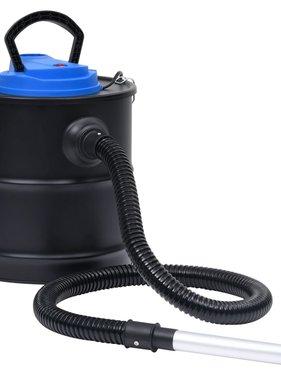 vidaXL Asstofzuiger met HEPA-filter 1200 W 20 L staal