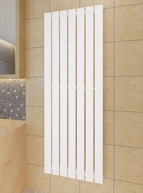 vidaXL Radiator-/verwarmingspaneel wit 542x1500 mm