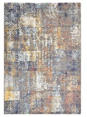 vidaXL Vloerkleed 80x150 cm PP meerkleurig